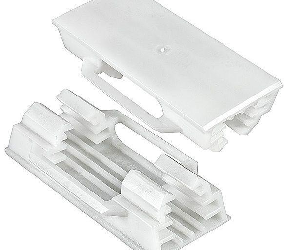 neuer CARGO FLOOR ŚLIZG LISTWY CF 25 x 25 MM, 100sztuk. Ersatzteile für Auflieger