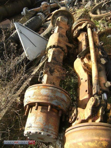 reduktor mosta(vklad v most) Ersatzteile für ATLAS Bagger