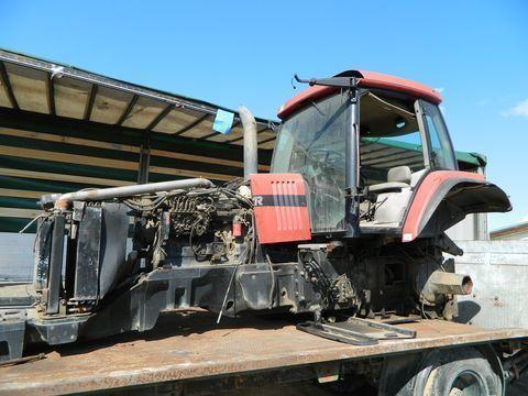 b/u zapchasti / used spare parts Ersatzteile für CASE IH MX 200 MAGNUM Traktor