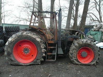 b/u zapchasti / used spare parts Ersatzteile für CLAAS ARES 836 Traktor
