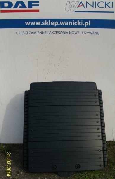 neuer Pokrywa akumulatora ,Battery box cover Ersatzteile für DAF XF 105 Sattelzugmaschine