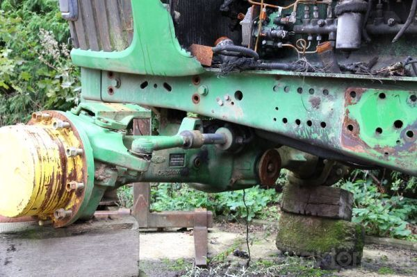 JOHN DEERE 6920 b/u zapchasti / used spare parts Ersatzteile für JOHN DEERE 6920 Traktor