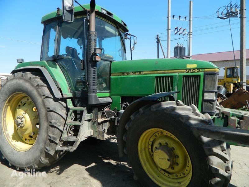 b/u zapchasti / used spare parts Ersatzteile für JOHN DEERE 7800 Traktor