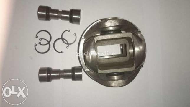 Obudowa, 2 kołyski, 8 miseczek, 2 łączniki krzyżaków, pierścienie Ersatzteile für KRAMER  312 SE SL 212; 412; 416; 512; 516 Stapler