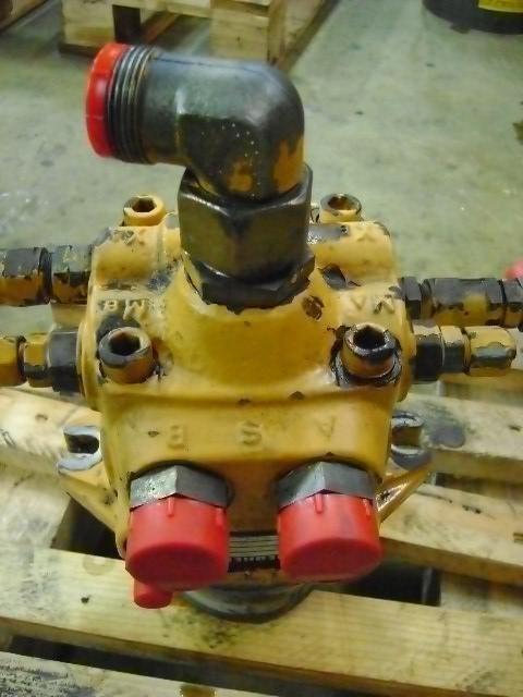 Swing Motor Ersatzteile für LIEBHERR 902 Bagger