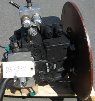 Hydrostatické čerpadlo Sauer-Danfoss Ersatzteile für MERLO Radlader