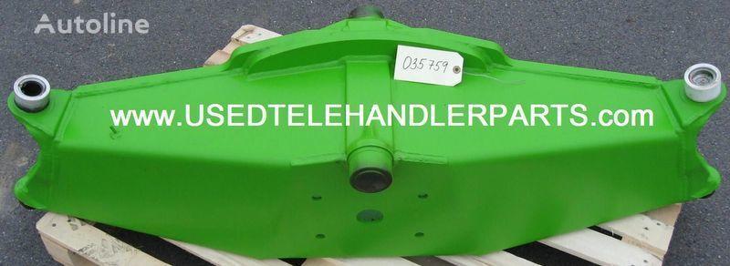 MERLO použité náhradní díly Ersatzteile für MERLO Radlader