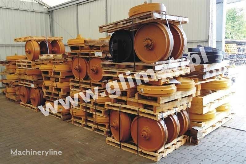 neuer Frontleitrad für / HANOMAG D600 / Baumaschinen