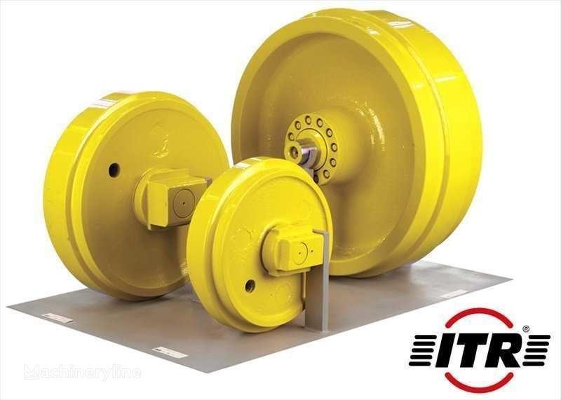 neuer Frontleitrad für / KOMATSU D41P / Baumaschinen
