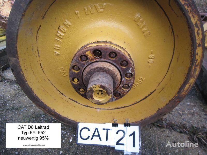 CAT D8 / D6 Frontleitrad für CATERPILLAR D8N/R Planierraupe