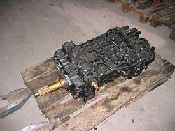 ZF 16 S 109 für MAN Getriebe für Sattelzugmaschine