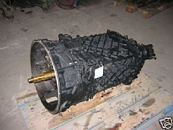 ZF 16 S 221 für MAN, DAF, Iveco, Renault Getriebe