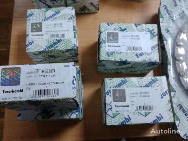 neuer ZF 16S181,16 S221 Podshipniki KPP 0750117232  0750117678  0750117232 Getriebe für Sattelzugmaschine