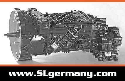 ZF T7336 Getriebe für Andere Baumaschinen