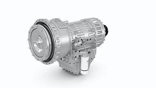 Dumper articulados Modelos: A 25 / A30 / Getriebe für VOLVO Radlader
