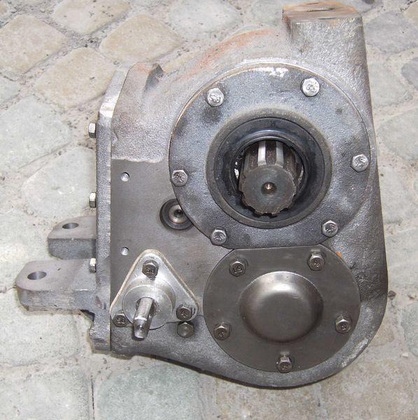 neuer MOH razdatka , revers (mehanizm obratnogo hoda) Getriebe für LVOVSKII Stapler