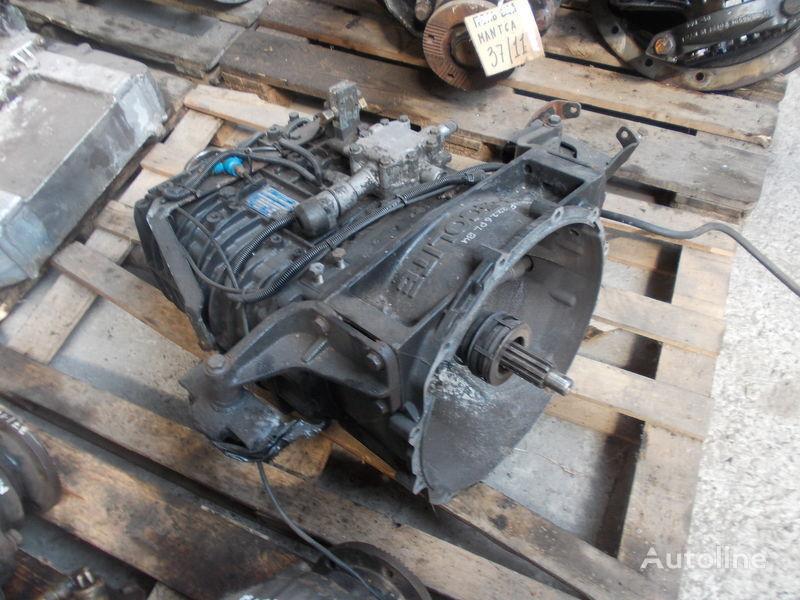 ZF 6s850 val 38mm Getriebe für MAN Sattelzugmaschine