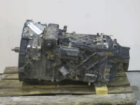 MAN 16S151 + PSE Getriebe für MAN LKW