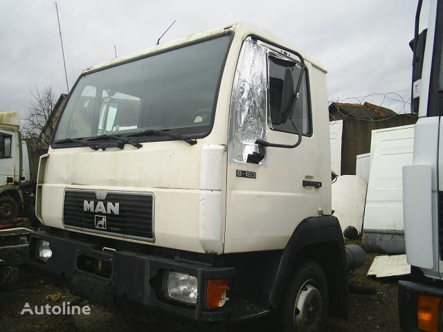 Eaton FS 4106/5206 Getriebe für MAN 10.224 LKW