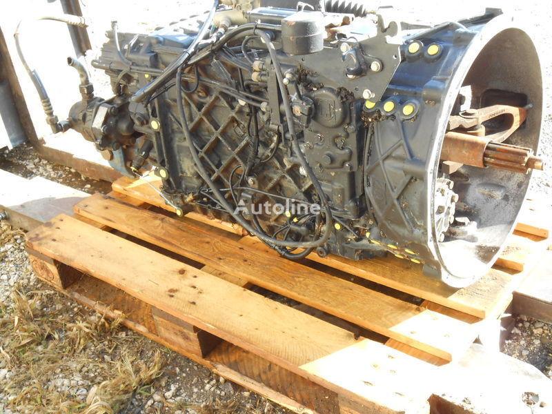 New Ecosplit MAN ZF16S2520 TO  Für MAN FZ übers. 13,80-0,84 Part List 1343 002 001 Customer Spec. NO.  81.32003-6676 Getriebe für MAN Kipper-Mixer FZ SZM LKW