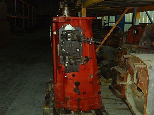 dynashif-speed shif Getriebe für MASSEY FERGUSON 3680-6180-8130-8160 Traktor