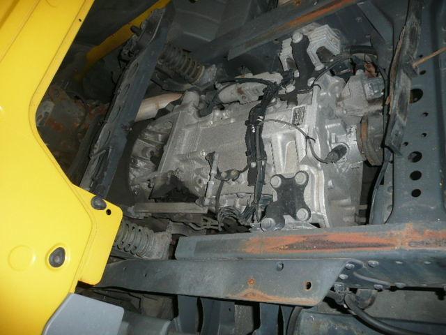 G100-12 Mechanisch Atego G100-12 Getriebe für MERCEDES-BENZ Atego 23-28 Sattelzugmaschine