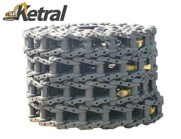DCF track - ketten - łańcuch - chain Gummiketten für CASE CX210 Bagger