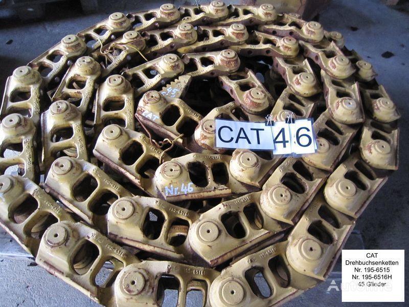 Kette /( Drehbuchsen) und Bodenplatten Gummiketten für CATERPILLAR D6 Planierraupe