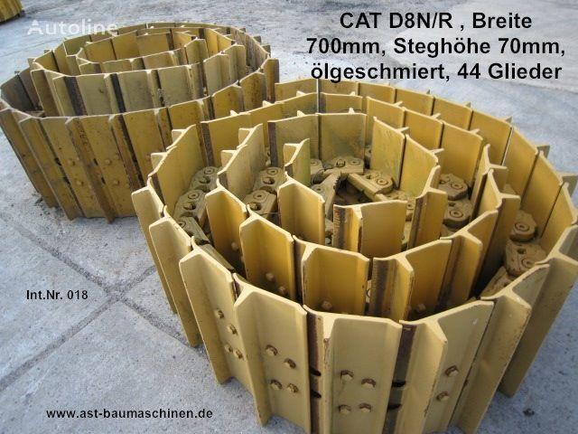 Caterpillar Kette mit Bodenplatten, used Gummiketten für CATERPILLAR D8N/R Planierraupe