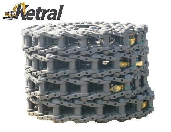 DCF Chain - Ketten - Łańcuch Gummiketten für KOMATSU PC210-6 Bagger