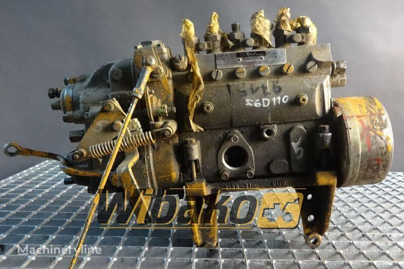 Injection pump Diesel Kikki 101601-3170 Hochdruckeinspritzpumpe für 101601-3170 (547K662939) Andere Baumaschinen