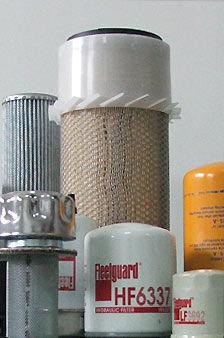 neuer FLEETGUARD, SF-FILTER,BALDWIN Vsi filtri do lyuboyi tehniki Hydraulikfilter für ATLAS Bagger