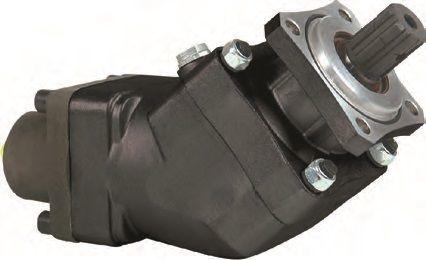 neuer aksialno-porshnevoy 85 l/min. Hydraulikpumpe für LKW