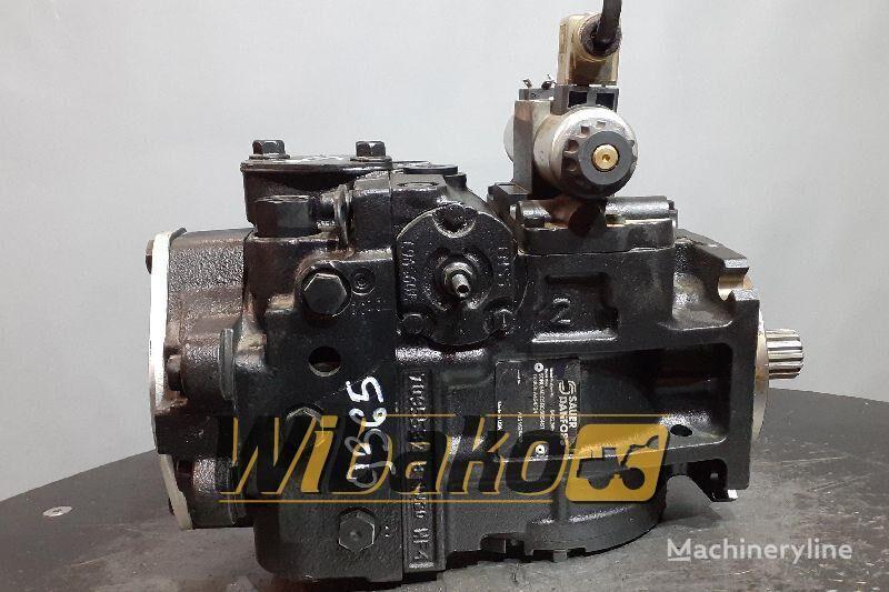 Hydraulic pump Sauer 90R055 DC5BC60S4S1 DG8GLA424224 (90R055DC5BC60S4S1DG8GLA424224) Hydraulikpumpe für 90R055 DC5BC60S4S1 DG8GLA424224 Bagger