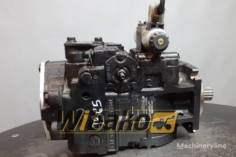 Hydraulic pump Sauer 90R055 DC5BC60S4S1 DG8GLA424224 (90R055DC5BC60S4S1DG8GLA424224) Hydraulikpumpe für 90R055 DC5BC60S4S1 DG8GLA424224 (9422365) Bagger