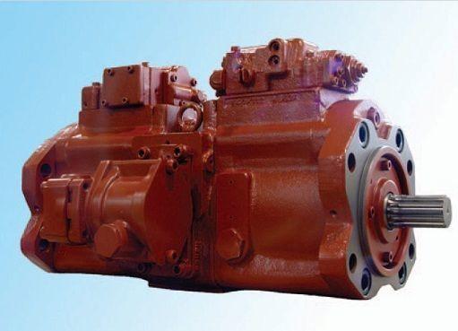 neuer KAWASAK Hydraulikpumpe für KAWASAKI volvo hyundai daewoo jcb doosan kobelco case  Bagger