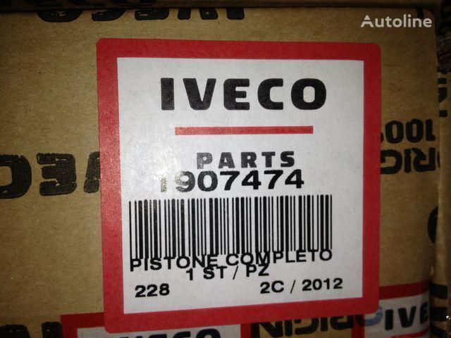 IVECO Class B - Diameter 137 Kolben für IVECO EUROTRAKKER E37 LKW