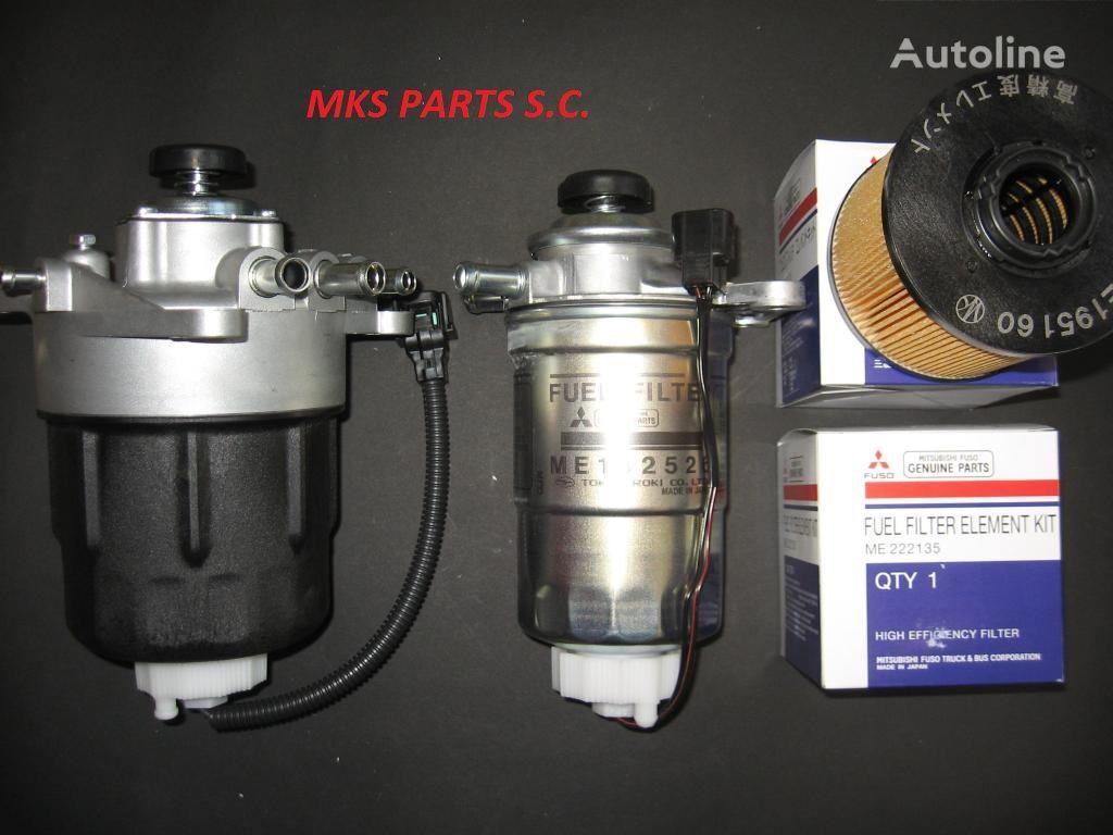 mitsubishi - fuel filter assy - kraftstofffilter für mitsubishi canter fuso  lkw kaufen polen piaseczno, tw8068  autoline.de