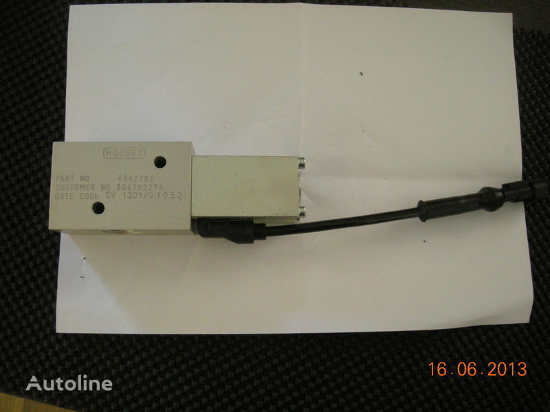 neuer HOLSET turbiny 504203276 504013790 504203275 Kran für IVECO Sattelzugmaschine