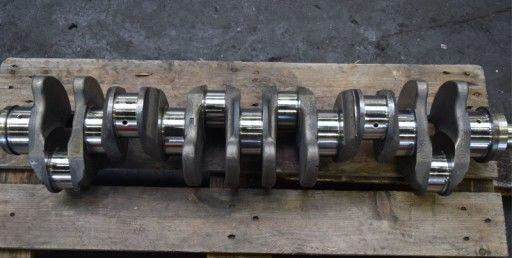 MAN CrankShaft D26 E4 E5 Wal 480 530 Kurbelwelle für MAN TGA  TGX Euro4 Euro5 Sattelzugmaschine
