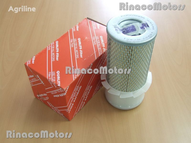 neuer Luftfilter für KUBOTA B5000-7000, B40, B1200-1500, Yanmar F13-16 Kompakttraktor