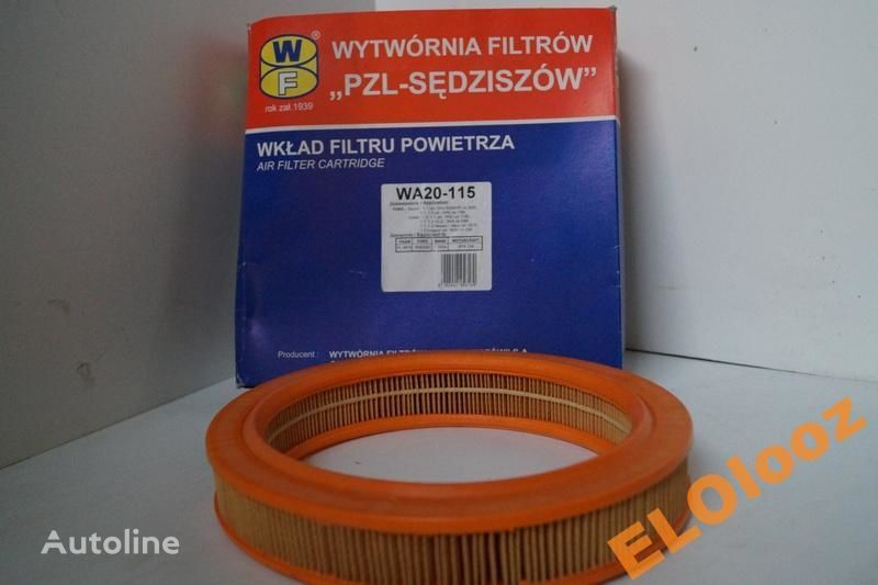 neuer Luftfilter für SĘDZISZÓW WA20-115 AR206 ESCORT 3 LKW