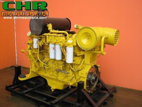 KOMATSU PC750 SAA6D140-E2 Motor für Bagger