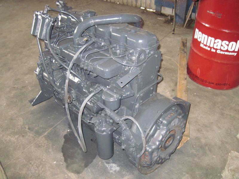 Andoria SW 400 Motor für LKW
