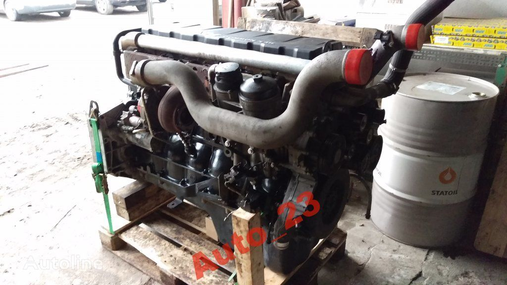 D2066LF Motor für MAN TGA TGX TGS 440 LKW