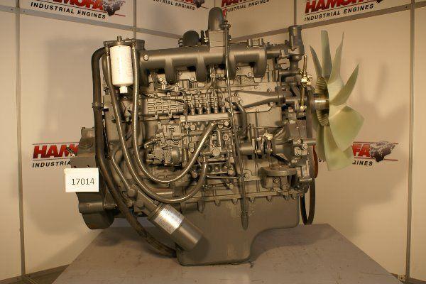 neuer Motor für DAEWOO DE12T Bus
