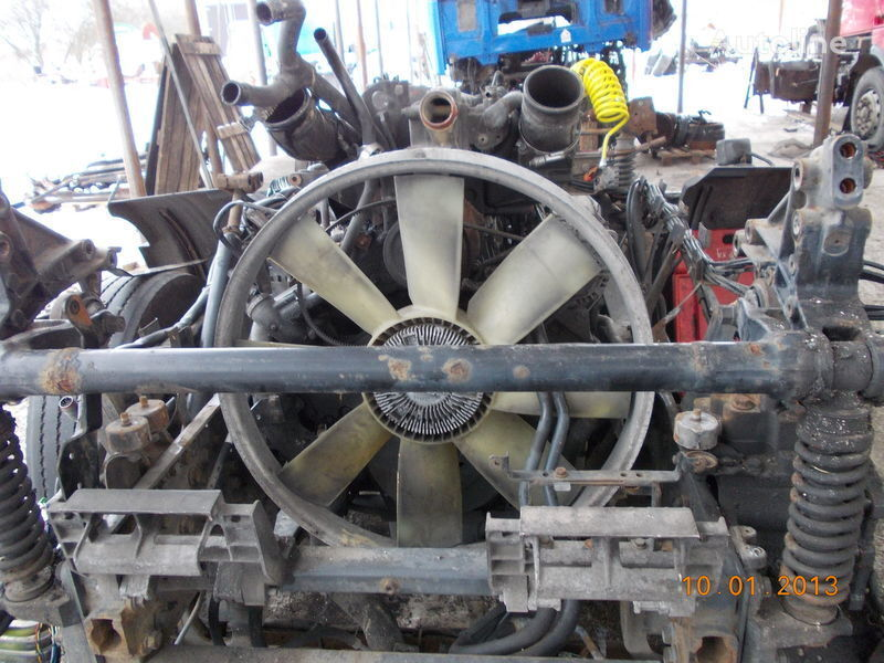 DAF XE315C Motor für DAF XF   CF Sattelzugmaschine