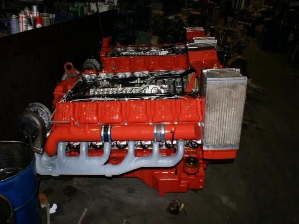 Motor für DEUTZ BF12L513C Andere Baumaschinen