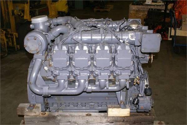 Motor für DEUTZ BF8M1015 C Andere Baumaschinen