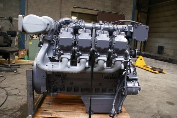 Motor für DEUTZ BF8M1015CP Bagger